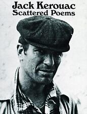 City Lights Books: Scattered Poems No. 28 by Jack Kerouac - Paperback