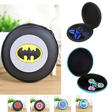 Fashion Fidget Hand Spinner Storage Bag EDC Focus ADHD Autism Finger Toy Case t