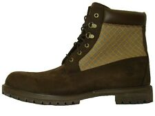 TIMBERLAND 6-INCH 38514 PANEL BOOT NEW 180€ winterboots leatherboots bootees ek