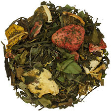 Strawberry Pineapple White /Green Loose Leaf Tea in a Choice of Quantities