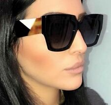"Wayfar ""OVERSIZED"" Dark Lenses Classic 80's Vintage Retro Women Men Sunglasses"