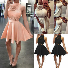 NEW Women Sexy Short Dress Hot Clubwear Summer Casual Party Cocktail Mini Dress