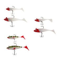Soft Lead Fishing Lures Hook Baits Minnow Lures Bionic Bait Crankbaits