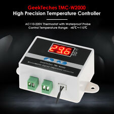 DC12V AC220V Digital LED Temperature Controller Thermostat Control Switch Probe