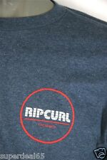 Rip Curl Long Sleeve T Shirt Rip Curl Navy Circle The Search Standard Fit Rip