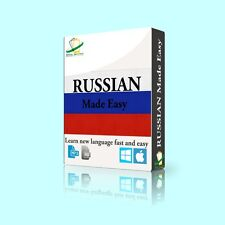Fast Learn Russian Language Training Course Speak MP3 Audio CD PDF Quick Easy