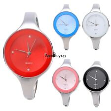 Hot Fashion Women Lady Stainless Steel Simple Charming Wrist Watch GDY701