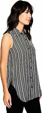 Calvin Klein Womens Print Hi Lo Sleeveless Top - Choose SZ/Color