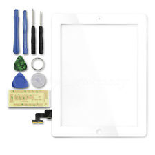 For iPad 2/3/5/air  Touch Screen Glass Lens Digitizer Replacement+Tools