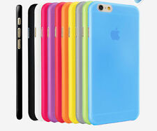 """0.3mm Ultra Thin Slim Matte Hard Back Case Cover Skin For Apple iPhone 6 4.7"""" GB"""