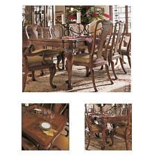 Thomasville Furniture Ernest Hemingway Brittania Dining Table SAVE 57% +Free S/H