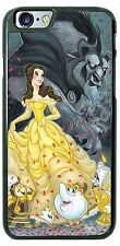 New Beauty and the Beast Disney Phone Case Cover iPhone 7Plus 7 6+ 6S 5 5s SE