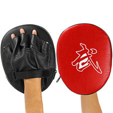 1 PC Jab Thai Boxing Training Glove Focus Target Hook Mitts Punch Pad Suitable
