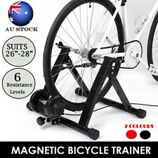 Magnetic Indoor Bicycle Bike Trainer Exercise Stand 6 levels of Resistance BE