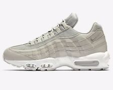 Nike AIR MAX-95 ESSENTIAL MEN'S SHOES,PALE GREY/SUMMIT WHITE- US 8.5,9,9.5 Or 10