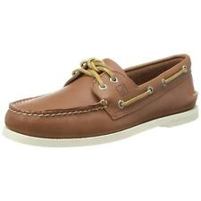 Sperry Top-Sider Authentic Original Mens Tan Boat Shoes
