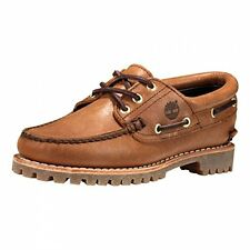 Timberland Women's Heritage Noreen 3 Eye Handsewn Penny Loafer