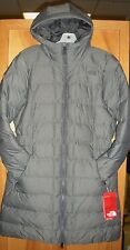 THE NORTH FACE WOMENS GOTHAM DOWN PARKA--#CB15-TNF MED GREY HEATHER- XL