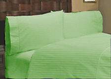 US Home-Bedding Collection 1000 TC 100%Egyptian Cotton Sage Color Cal-King Size
