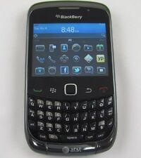 Blackberry 9300 Curve Unlocked Cell Phone Internet w/Home Chrger