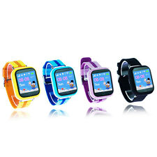 Q100 Wireless GPS Kids Children Smart Watch Support SOS Call Positioning Q750