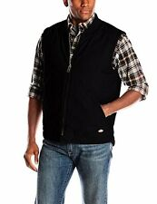 Dickies Men's Sanded Duck Insulated Vest - Choose SZ/Color