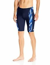 Speedo Men's Endurance+ Zee Wave Jammer Swimsuit - Choose SZ/Color