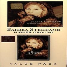 Higher Ground  by Barbra Streisand (CD, Nov-1997, Columbia (USA))