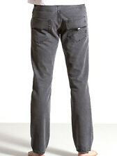 WEEKEND OFFENDER MEN'S TAPERED FIT JEANS GREY VAR SIZES RRP £65.00 BNWT