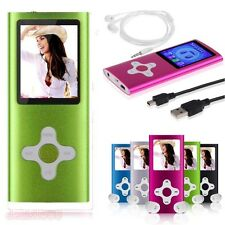 "8GB/ 16GB / 32GB Mp3 Mp4 Player 1.8"" LCD Screen FM Radio& Video & Games portable"