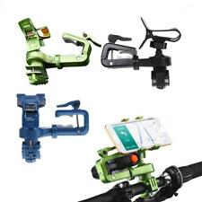 Bicycle Phone Holder Motorcycle Bicycle Bike Handlebar Flashlight Mount Clip