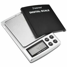 Digital Scale 500g x 0.01g Jewelry Gold Silver Coin Grain Gram Pocket Size EW