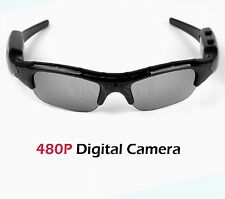 HD Smart Spied Glasses Camera Polarized Outdoor Action Sport Video Camcorder