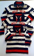Tommy Hilfiger baby boys  polo shirt  striped rugby top 2 years, 3 years genuine