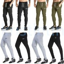 Outdoor Mens Athletic Sweatpants Gym Jogging Running Sports Shark Long Trousers