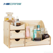 Multi-color Desk Organizer Jewelry Organizers DIY Creative Functional Wood Boxes