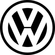 Volkswagen Logo Vinyl Decal Sticker -Several Sizes and Colors - Windows and Wall