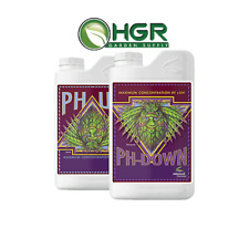 Advanced Nutrients pH Up & pH down. COMBO and save $$$$$ free shipping!!!