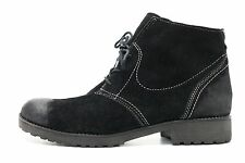 Womens NATURALIZER N5 COMFORT black leather ankle boots sz. 8, 9.5 NEW! $99
