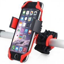 Bike Bicycle Motorcycle Phone Holder Handlebar Mount Holder Universal Cellphone