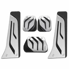 20cm Length 12cm Width Stainless Steel Material Pedal For BMW X3