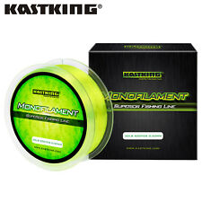 KastKing Monofilament Fishing Line Saltwater & Freshwater Nylon Fishing Line