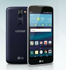 NEW! LG Escape 3 16GB Unlocked GSM Cricket Android Smartphone