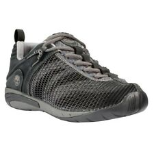 Timberland 3329R Earthkeepers Barestep Mesh Trail Oxford Black Grey Shoes Womens