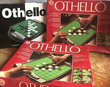 OTHELLO BOARD GAME - PETER PAN PLAYTHINGS / CHARACTER 1980S / 1990S / VGC GAMES