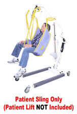NEW Patient Lift Sling WITHOUT HEAD SUPPORT Use W/ LIKO GULDMANN Most All Lifts