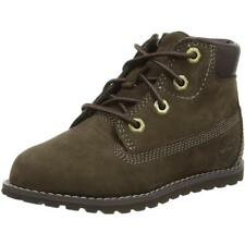Timberland Pokey Pine Brown Nubuck Infant Ankle Boots