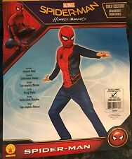 Rubie's Costume Spider-Man Homecoming Child's Spiderman Costume Junior with mask