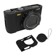 Soft Silicone Camera Bag Protective Body Cover Case for Panasonic Lumix L-X10