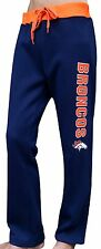 Women's Denver Broncos Pajamas Pants Sporty Pants Casual Trousers